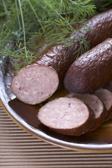 Free Detail Of Sausages Stock Photo - 8997030