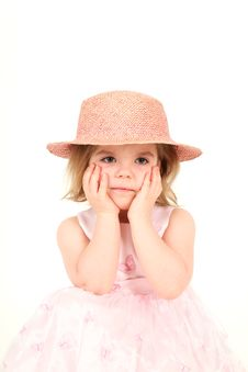 Free Portrait Of Young Girl Stock Images - 8997544