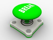 Free Green Start Button Royalty Free Stock Image - 8997766