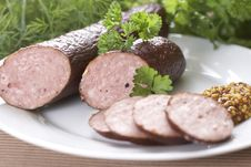 Free Detail Of Sausages Stock Photo - 8997800