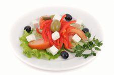 Free Salad Stock Photography - 8998252