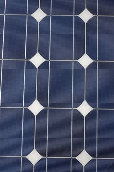Free Solar Panels Providing Energy Royalty Free Stock Photo - 8999075