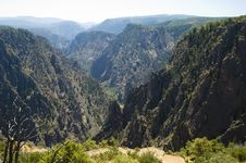 Free Black Canyon Of The Gunnison Stock Images - 8999264