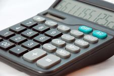Free Calculator Royalty Free Stock Photos - 8999388