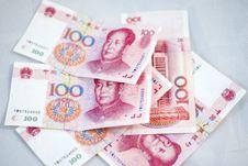 Free Renminbi Royalty Free Stock Image - 8999426