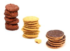 Free Biscuits Royalty Free Stock Images - 8999939