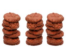 Free Biscuits Royalty Free Stock Image - 8999946