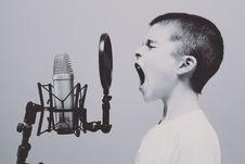 Free Microphone, Audio Equipment, Audio, Megaphone Stock Images - 89902894