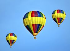 Free Hot Air Ballooning, Hot Air Balloon, Yellow, Sky Stock Images - 89903914