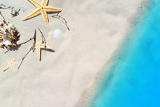 Free Blue, Sky, Invertebrate, Starfish Royalty Free Stock Images - 89904889