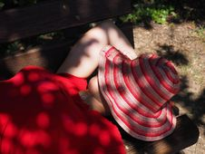 Free Red, Girl, Petal, Leg Stock Photo - 89914290