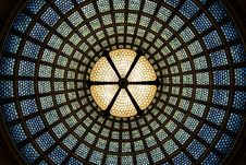 Free Dome, Symmetry, Glass, Stained Glass Royalty Free Stock Photos - 89916048