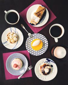 Free Dishware, Plate, Tableware, Breakfast Stock Photos - 89916113