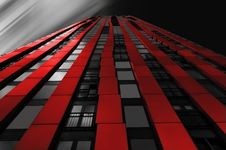 Free Red, Metropolis, Landmark, Building Stock Image - 89916131