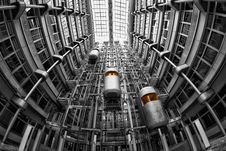 Free Metropolis, Black And White, Building, Monochrome Photography Stock Image - 89916201