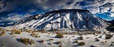 Free Mountainous Landforms, Mountain, Sky, Winter Royalty Free Stock Photography - 89916247
