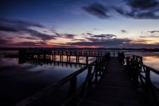 Free Sky, Pier, Horizon, Water Stock Photography - 89916562