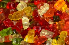 Free Candy, Confectionery, Gummy Bear, Jelly Babies Royalty Free Stock Images - 89916929