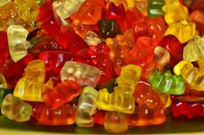 Free Candy, Confectionery, Gummy Bear, Jelly Babies Stock Photo - 89917060