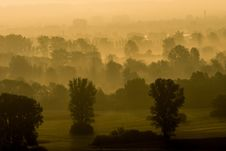 Free Mist, Dawn, Morning, Atmosphere Royalty Free Stock Image - 89917086