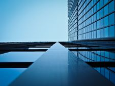 Free Reflection, Blue, Daytime, Skyscraper Royalty Free Stock Image - 89964396