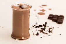 Free Hot Chocolate, Cup, Chocolate Spread, Irish Cream Stock Images - 89964414
