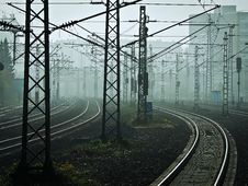 Free Track, Transport, Rail Transport, Tree Stock Photos - 89964463