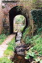 Free Tunnel Under Railway Stock Photos - 97493