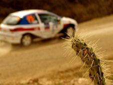 Free Rally Car Stock Photo - 91930