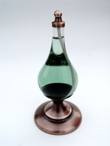 Free Oil Lamp Stock Photography - 92202