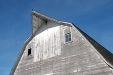 Free Barn Top Royalty Free Stock Photography - 92637