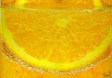 Free Orange Fizz Royalty Free Stock Photos - 92878
