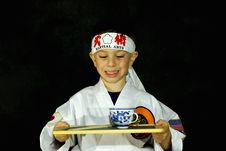 Free Karate Kid 2 Royalty Free Stock Image - 93096
