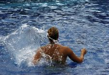 Free Big Splash Royalty Free Stock Photography - 94327