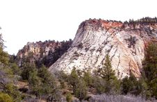 Free Zion National Park 6 Royalty Free Stock Photos - 94598