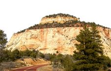 Free Zion National Park 4 Royalty Free Stock Photo - 94605