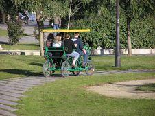 Free Cart Walk Stock Photo - 98100