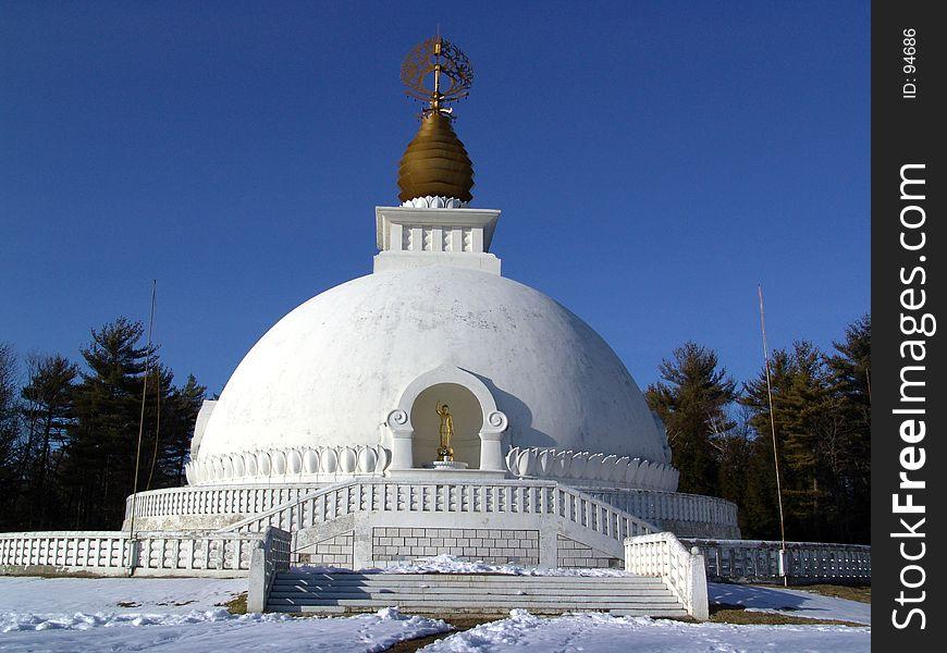 Leverett Peace Pagoda