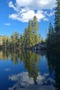 Free Mountain Lake Royalty Free Stock Photo - 906295