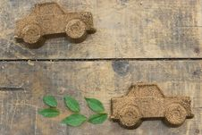 Free Ecologically Clean Transport Royalty Free Stock Photography - 900287