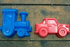 Free Toy Transport Stock Images - 900334