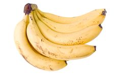 Free Bananas Royalty Free Stock Photography - 901787