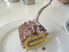 Free Sweet Dessert Roll Stock Photos - 903033