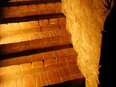 Free Stone Stairs Stock Photography - 903242