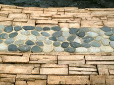 Free Detail Of Stone Border Stock Photo - 904070