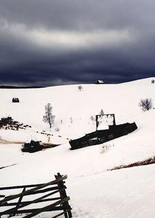 Free Dark Winter Stock Image - 904401