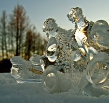 Free Ice Royalty Free Stock Image - 904636