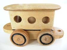 Free Wagon From Wood Stock Photos - 905183