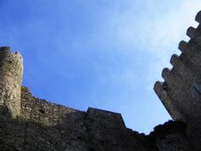 Free Castle Royalty Free Stock Image - 905206