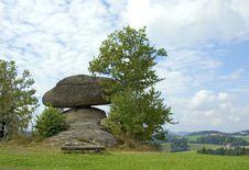 Free Big Granitic Stone In Upper Austria Stock Images - 905474